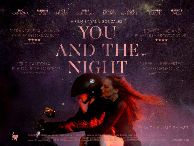 You and the Night poster